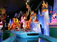 Disneyland Small World