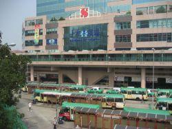 Landmark North, Shueng Shui shopping