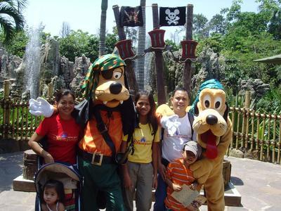 Hong Kong Disneyland, Pirateland