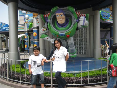 HK Disneyland Tomorrowland, Buzz Lightyear Astro Blasters