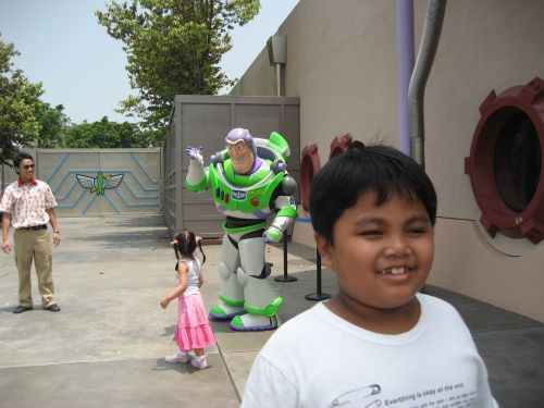 HK Disney Tomorrowland, Buzz Lightyear Astro Blasters