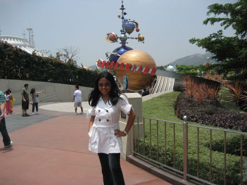 HK Disneyland Tomorrowland