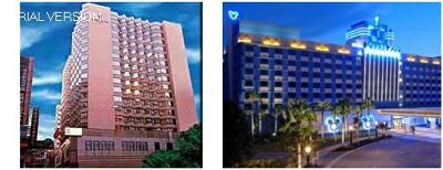 kimberly hotel and disney hollywood hotel in hong kong