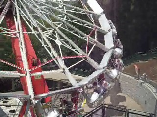 Ocean Park space wheel ride attractions