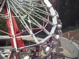 Ocean Park space wheel ride attractions