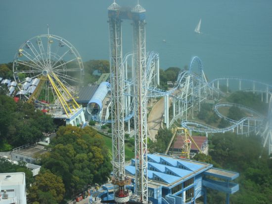 ocean park tower view