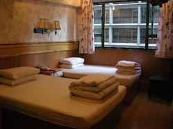 USA Hostel Hong Kong