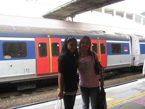 Hong-Kong-KCR-Trains