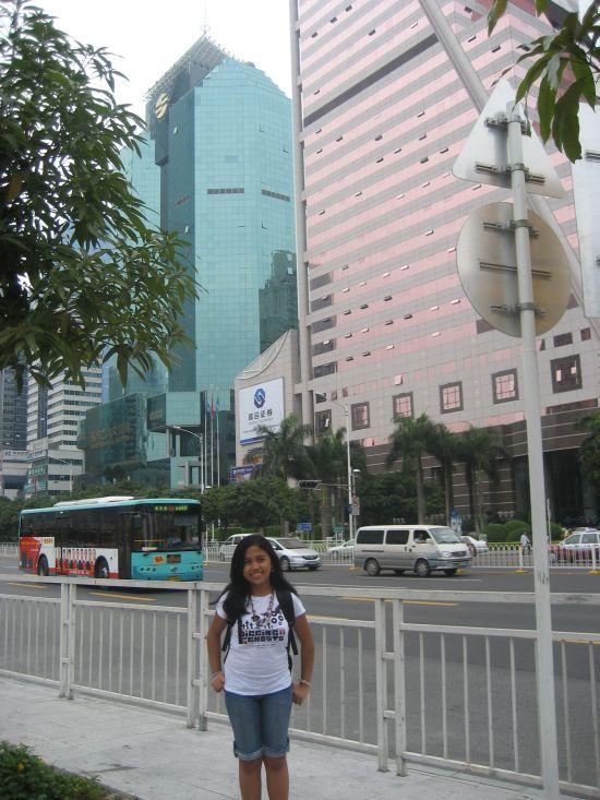 Di Wang Da Sha Building.