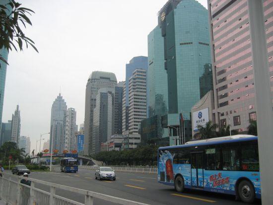 Roads, Shenzhen, China