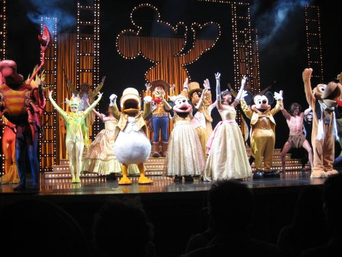 The Golden Mickeys Show