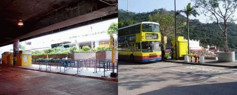 629 Bus Route: Admiralty Station - Ocean park