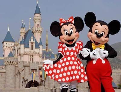 A wonderful Disney love story