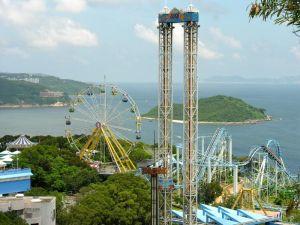 Ocean Park Ride